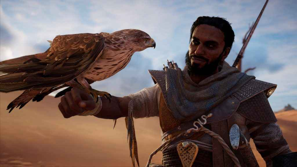 Assassin's Creed Origins patch lands tomorrow, adds new quest and map regions