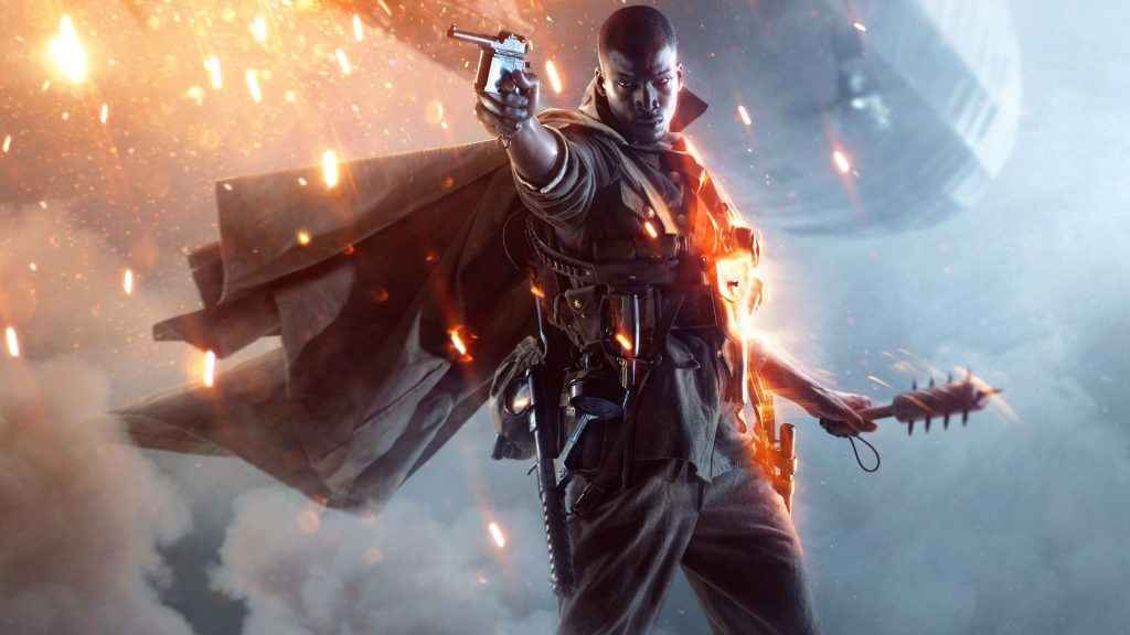 battlefield new game PS4