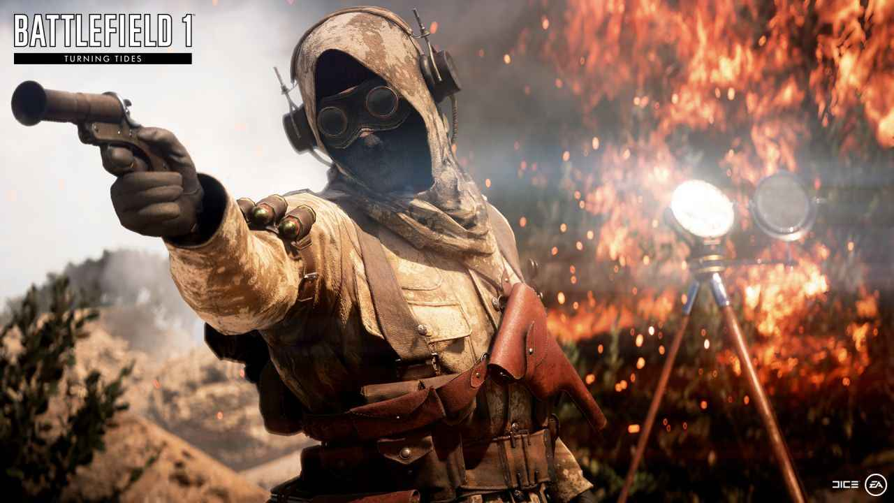 Battlefield 1 Servers Down For Turning Tides Update Playstation