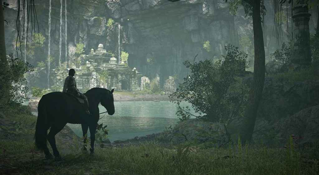 shadow of the colossus ps4 theme