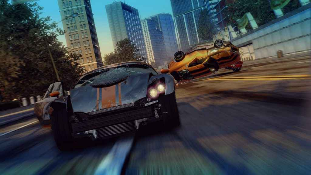 Burnout Paradise Remastered PS4 Pre-Load Begins Ahead of Release