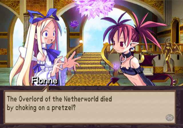 Disgaea Getting an HD Remake for Its 15th Anniversary