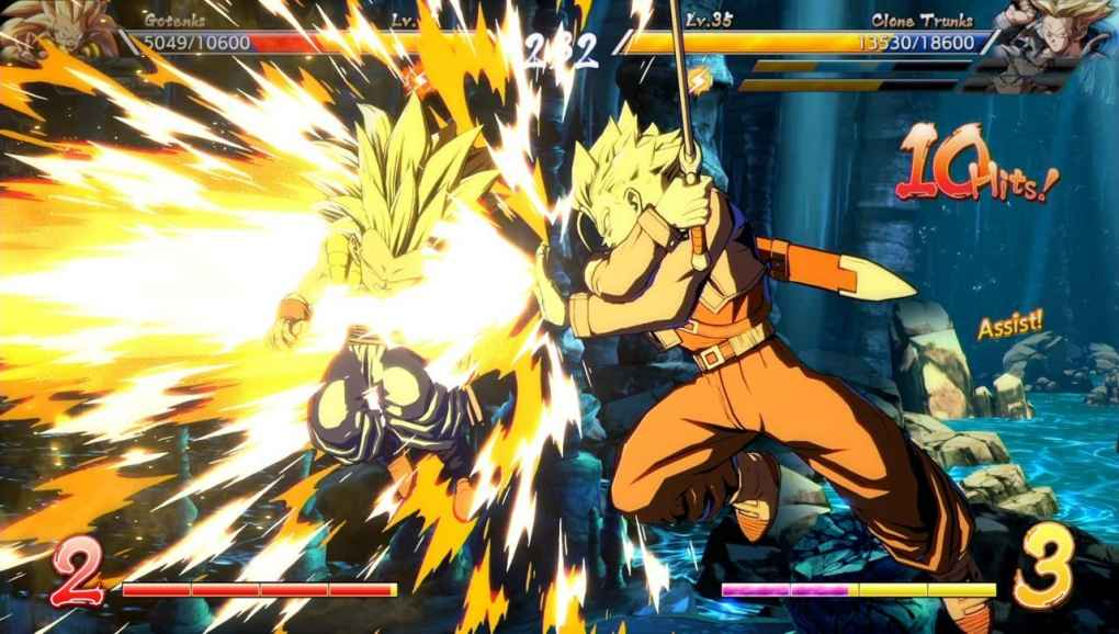 dragon ball fighterz patch