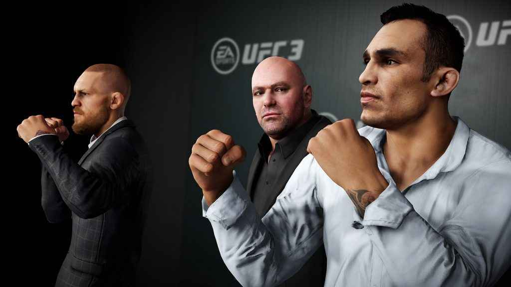 EA Sports UFC Review 03