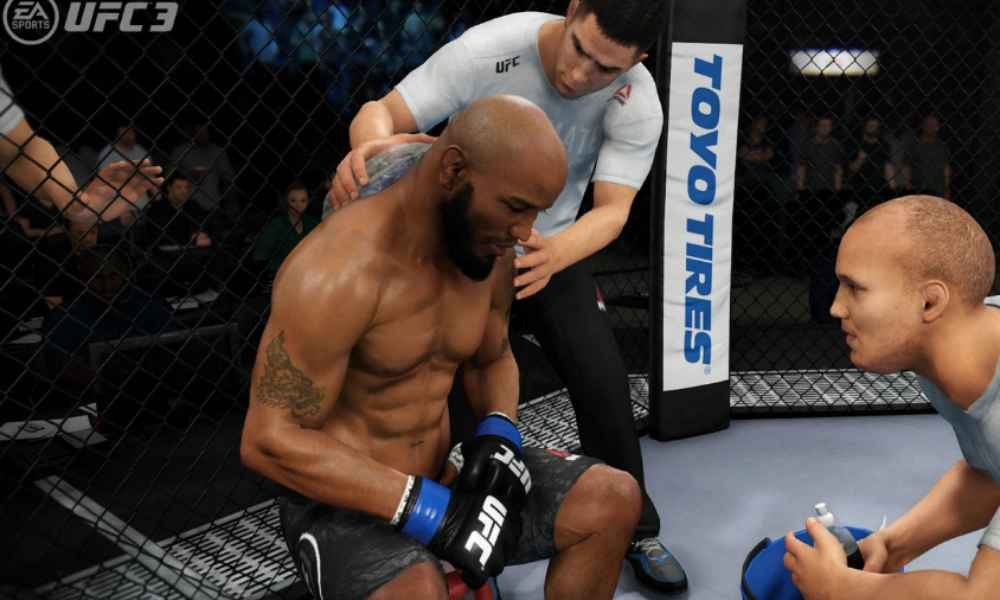 EA Sports UFC 3 Review 04