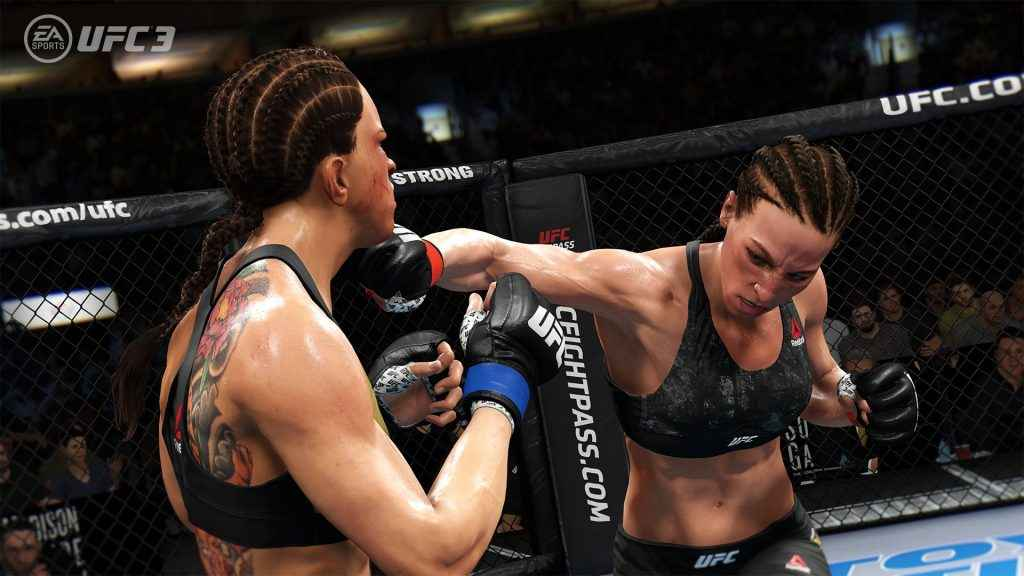 EA Sports UFC 3 Review 05