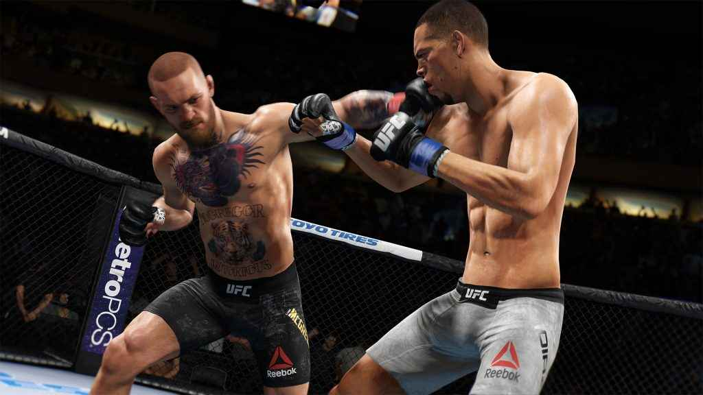 EA Sports UFC 3 Review 02