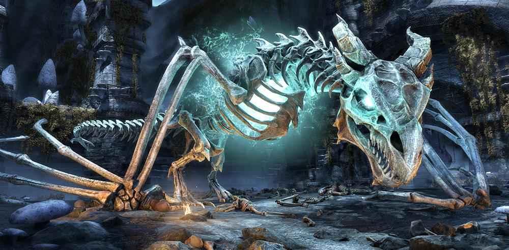 elder scrolls online dragon bones dlc