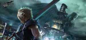 Final Fantasy VII Remake concept art
