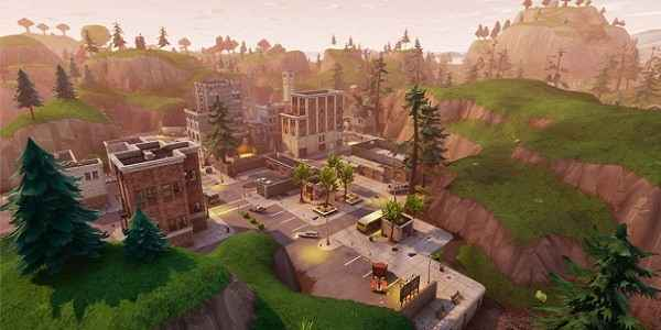 Fortnite Battle Royale Dev Update Reveals New City Location & More