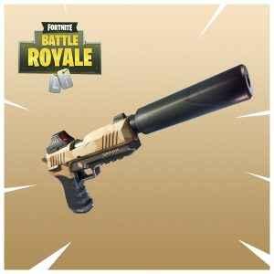 fortnite silenced pistol update