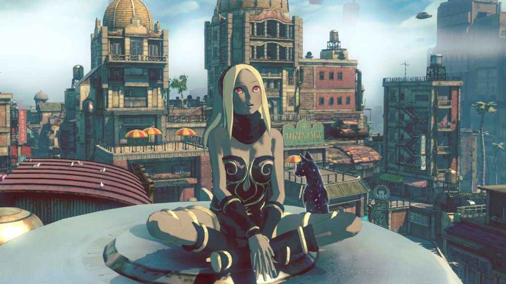 best ps4 exclusives gravity rush 2