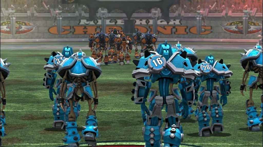 mutant football league ps4 release date