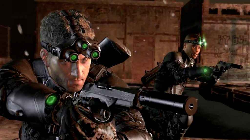 new splinter cell game ps4