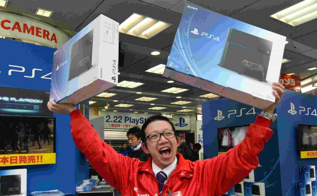 best black friday ps4 deals 2018