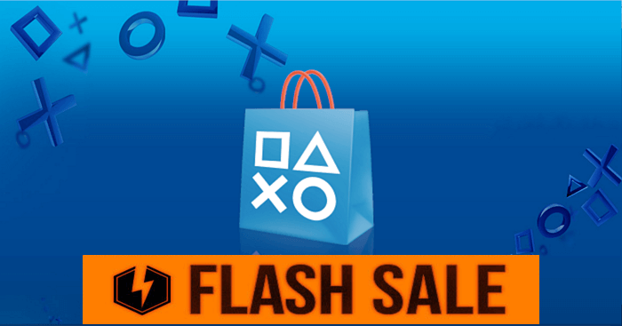 psn flash sale december 2018