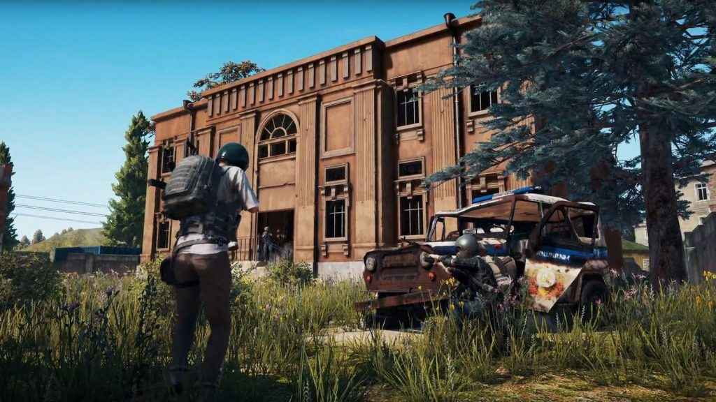 pubg movie and ps4 release