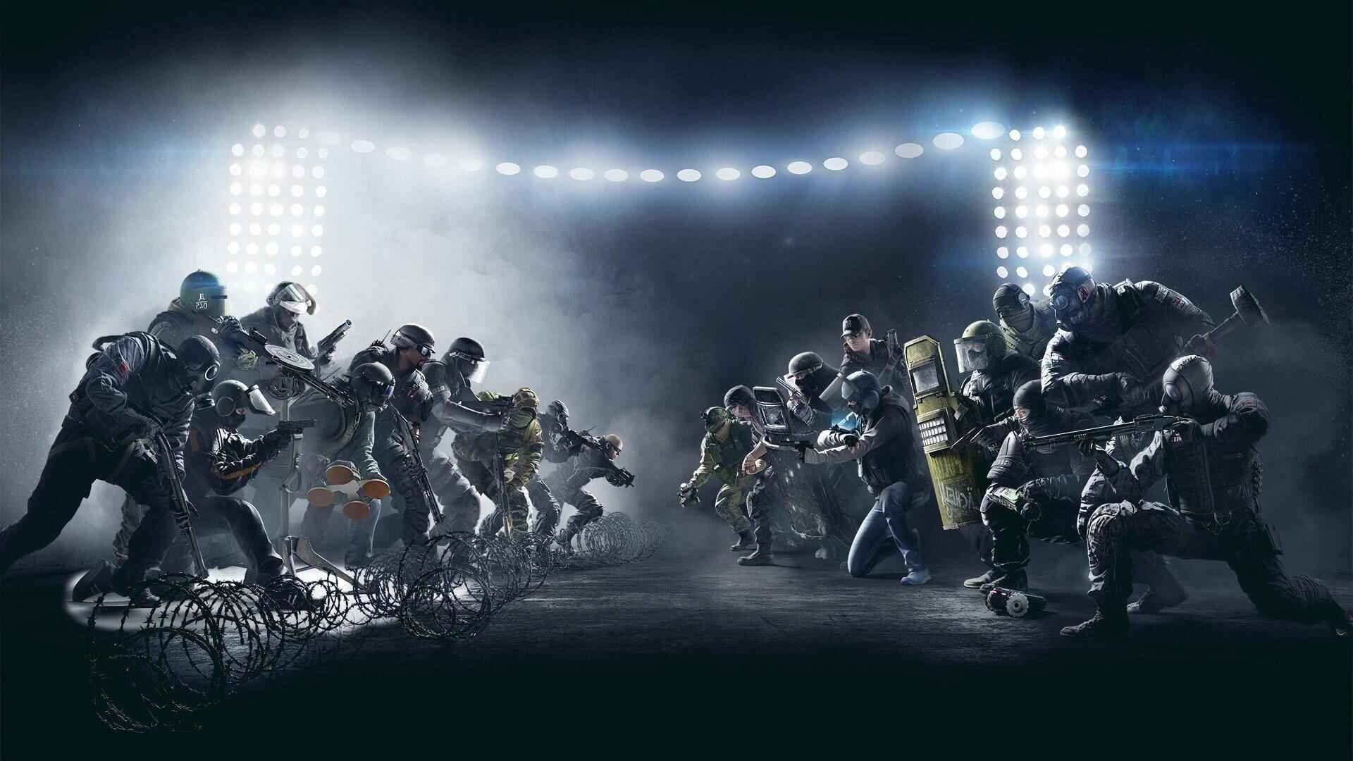 Rainbow Six Siege Patch Notes Land Ahead Of Year 3 Season 2