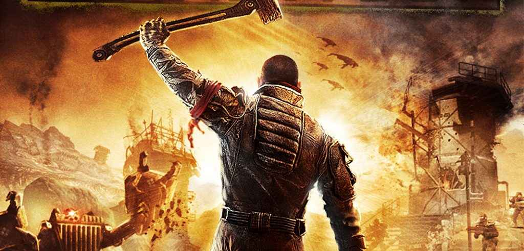 Red Faction Guerilla: Re-Mars-tered