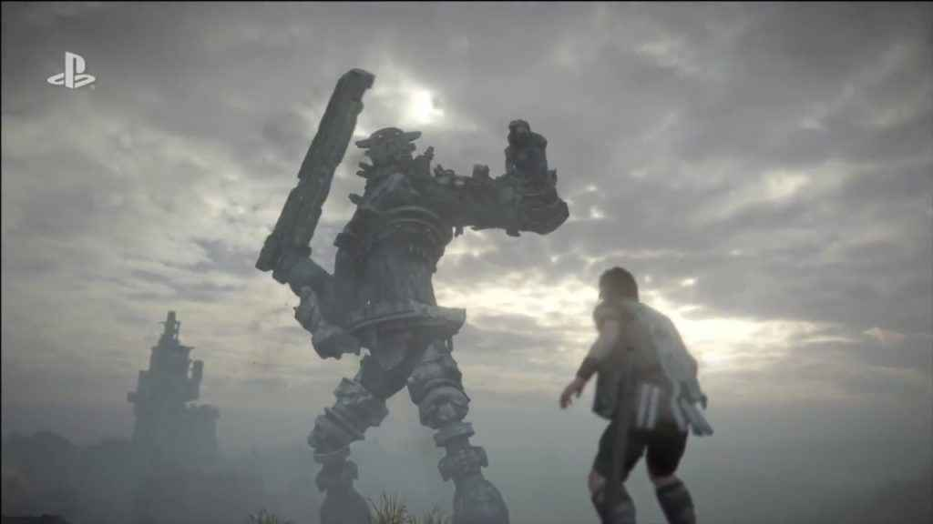 Shadow of the Colossus Gaius Boss Battle Guide