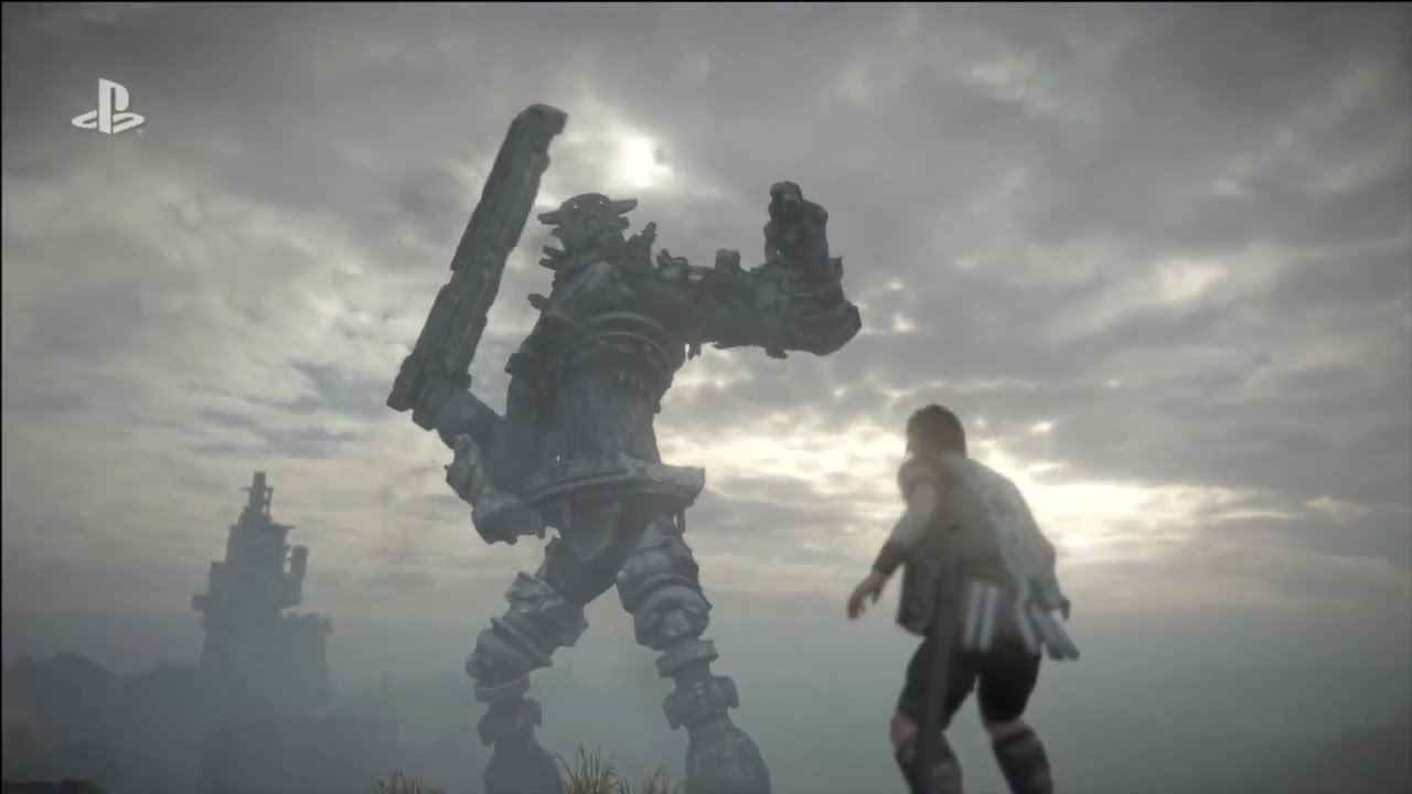 Shadow Of The Colossus Ps4 Wallpaper: Gaius Boss Battle Guide And