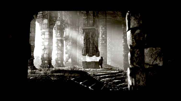 The photo mode in Shadow of the Colossus sounds wonderful