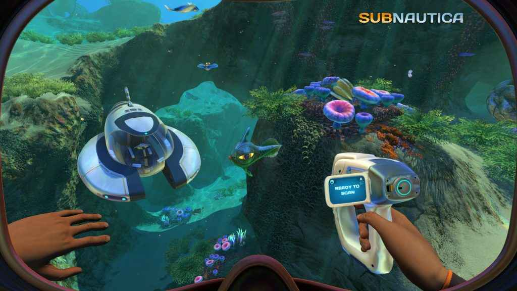 subnautica ps4 release date