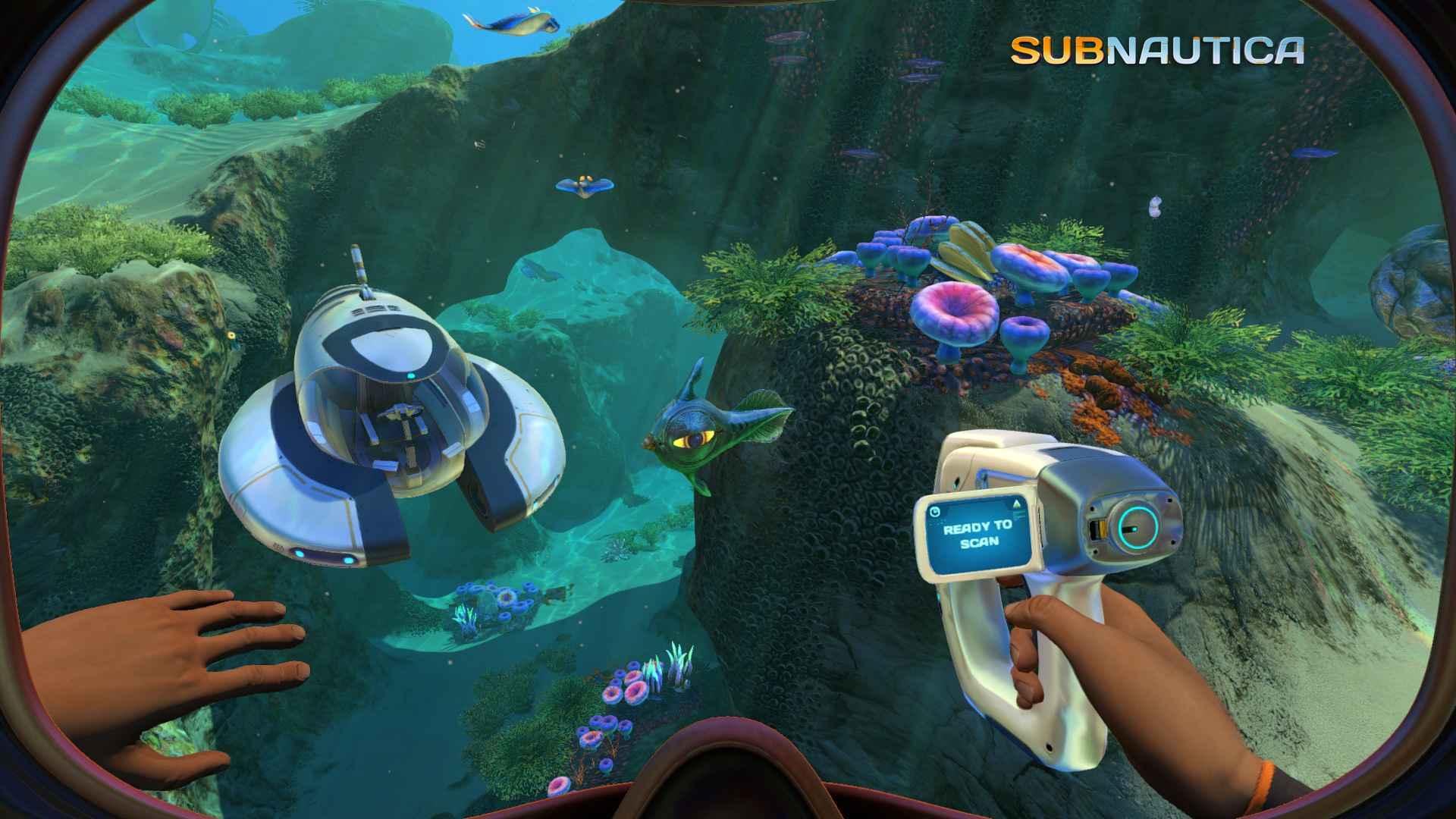 Subnautica PS4 Release Date Is 2018 But Won't Feature PSVR Support