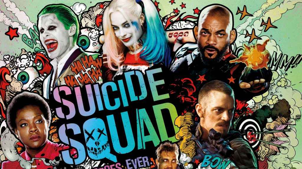suicide squad ps4 game
