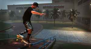new tony hawk's pro skater game