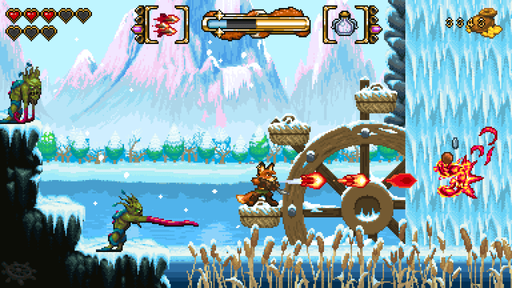 FOX n FORESTS Release Date