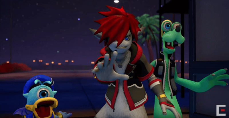Kingdom Hearts III Gets Gorgeous New Trailer Revealing Monsters Inc