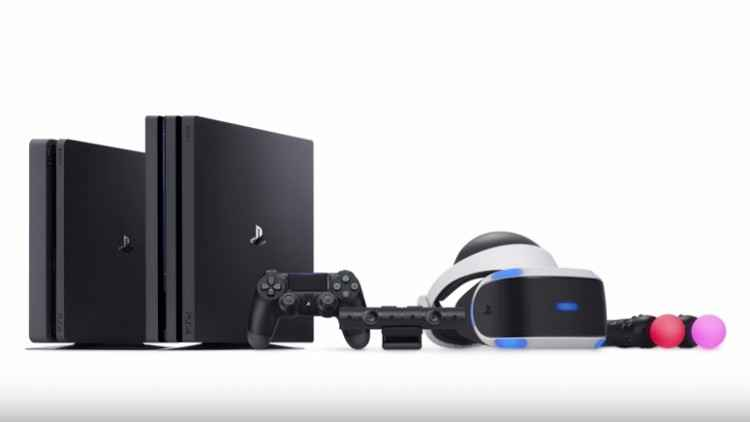 ps4 pro and ps vr