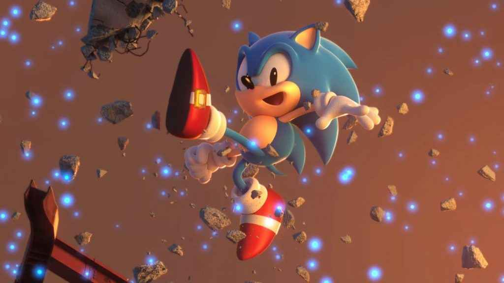 Sega teases an upcoming Sonic game to be revealed at SXSW 2018