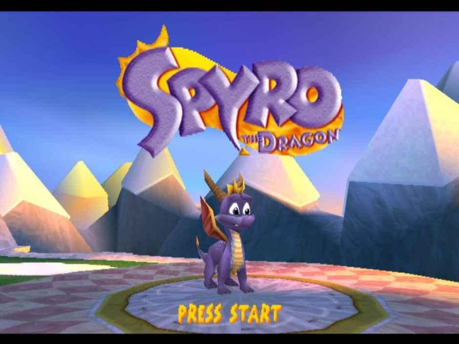 spyro the dragon ps4 remaster