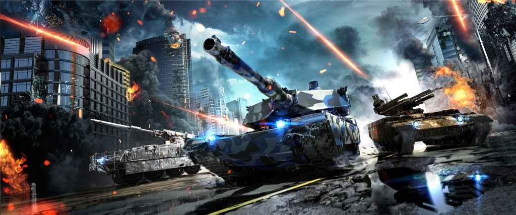 armored warfare ps4 founder's pack