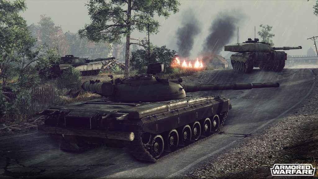 Armored Warfare Impressions 02