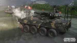 Armored Warfare caribbean crisis