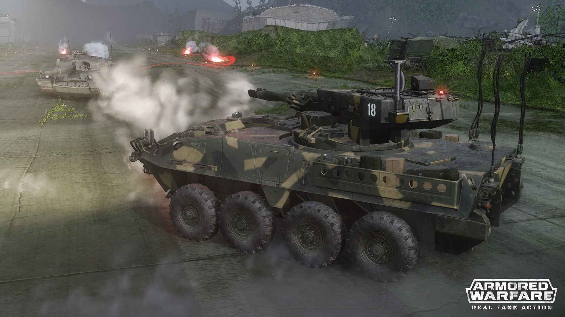 Armored Warfare Update Brings Caribbean Crisis To PS4 MMO