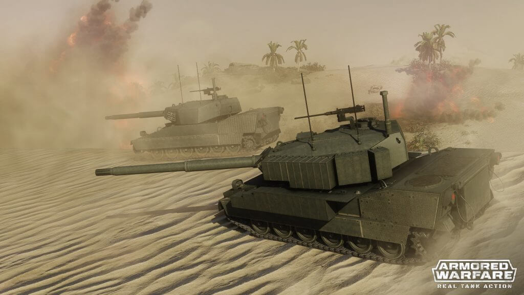 Armored Warfare Interview 04