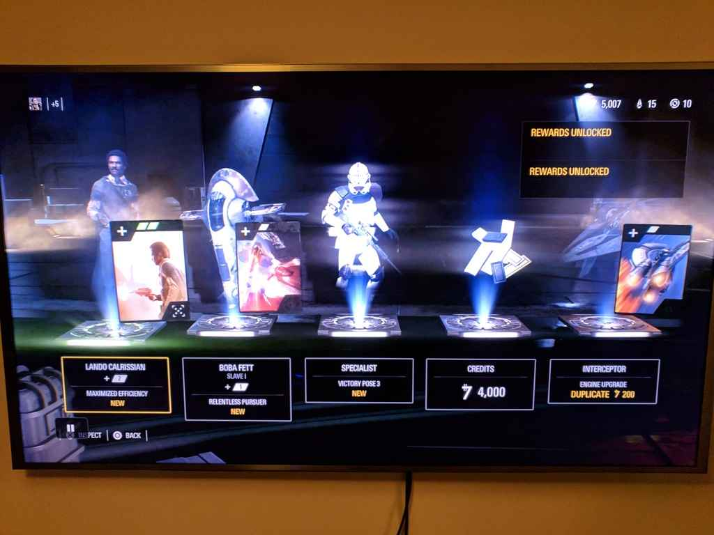 Star Wars Battlefront 2 Free Crates Appear As An Apology