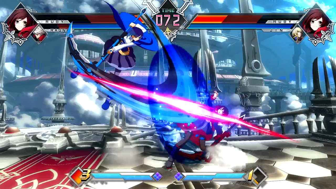 BlazBlue: Cross Tag Battle' Open Beta Impressions | Goomba Stomp