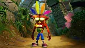 crash bandicoot new games ps4