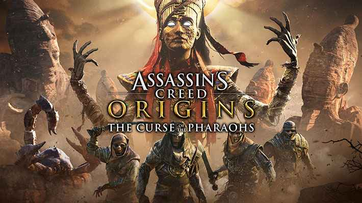assassin's creed origins dlc release date