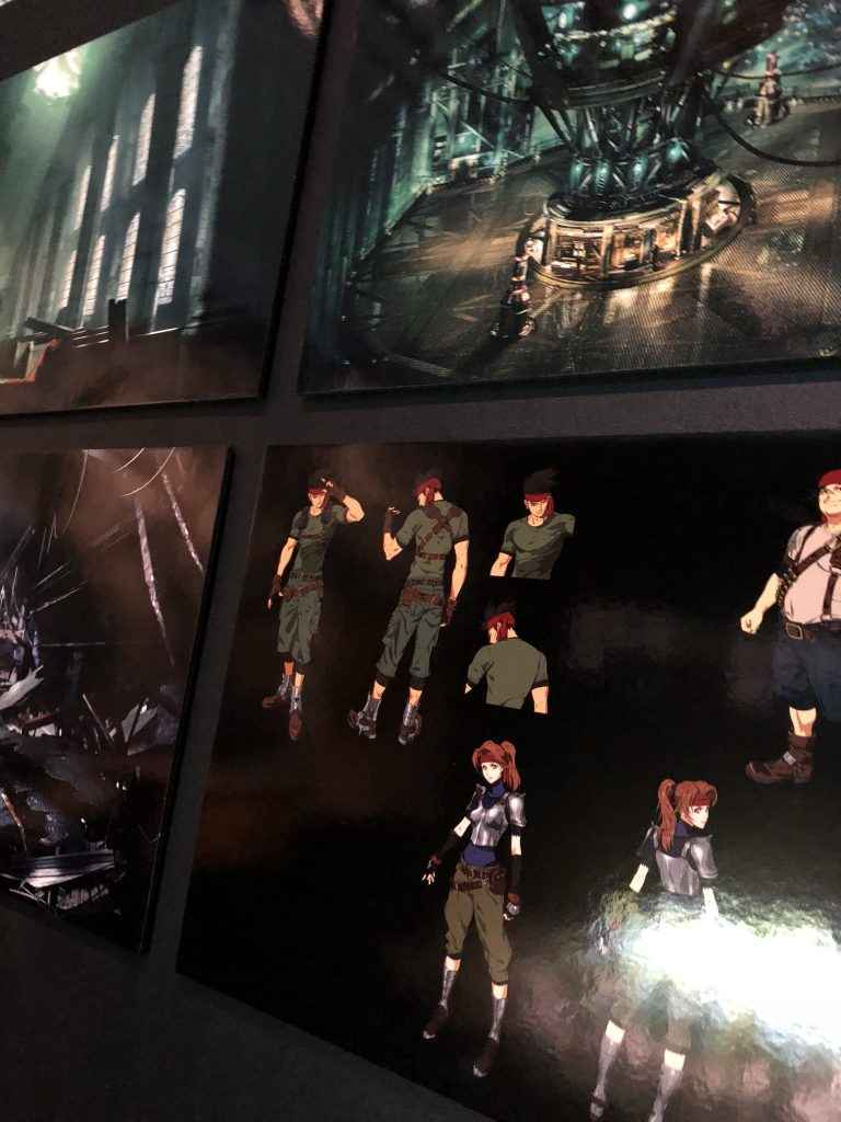 Final fantasy 7 remake ps4 release date in Melbourne