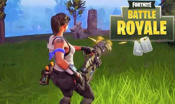 Fortnite Shooting Test 1 Comes To Battle Royale - Here's What It Does