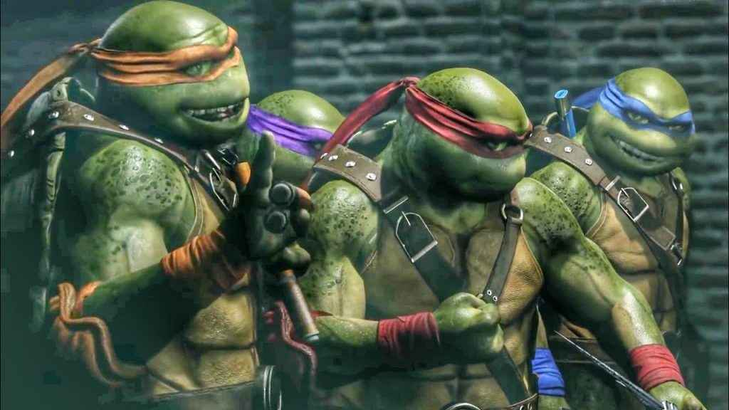 Teenage Mutant Ninja Turtles Injustice 2 gameplay vid released