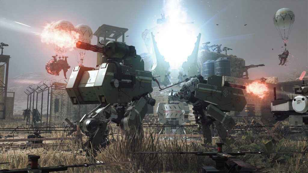 Metal Gear Survive Co-op DLC Dropping Next Month