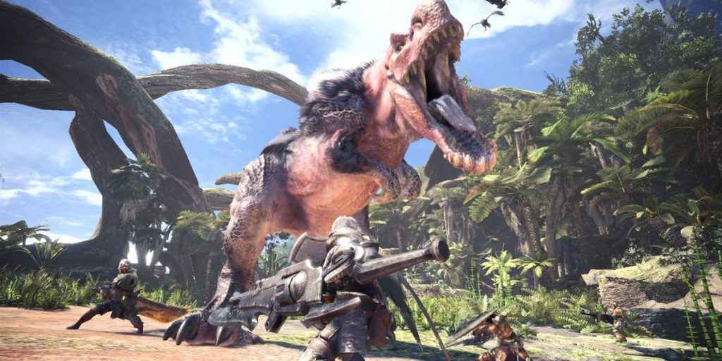 monster hunter world update 1.05 patch notes