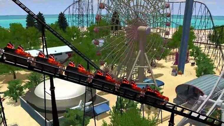 rollercoaster dreams ps4